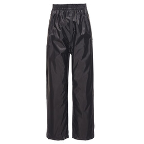 Regatta Pack-It Overtrousers Kids, black